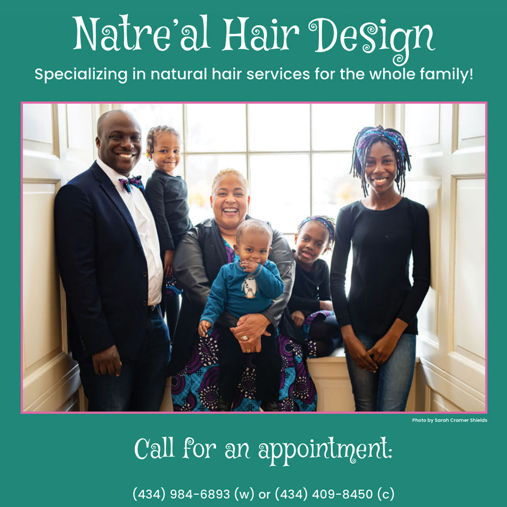 Natre'al Hair Design