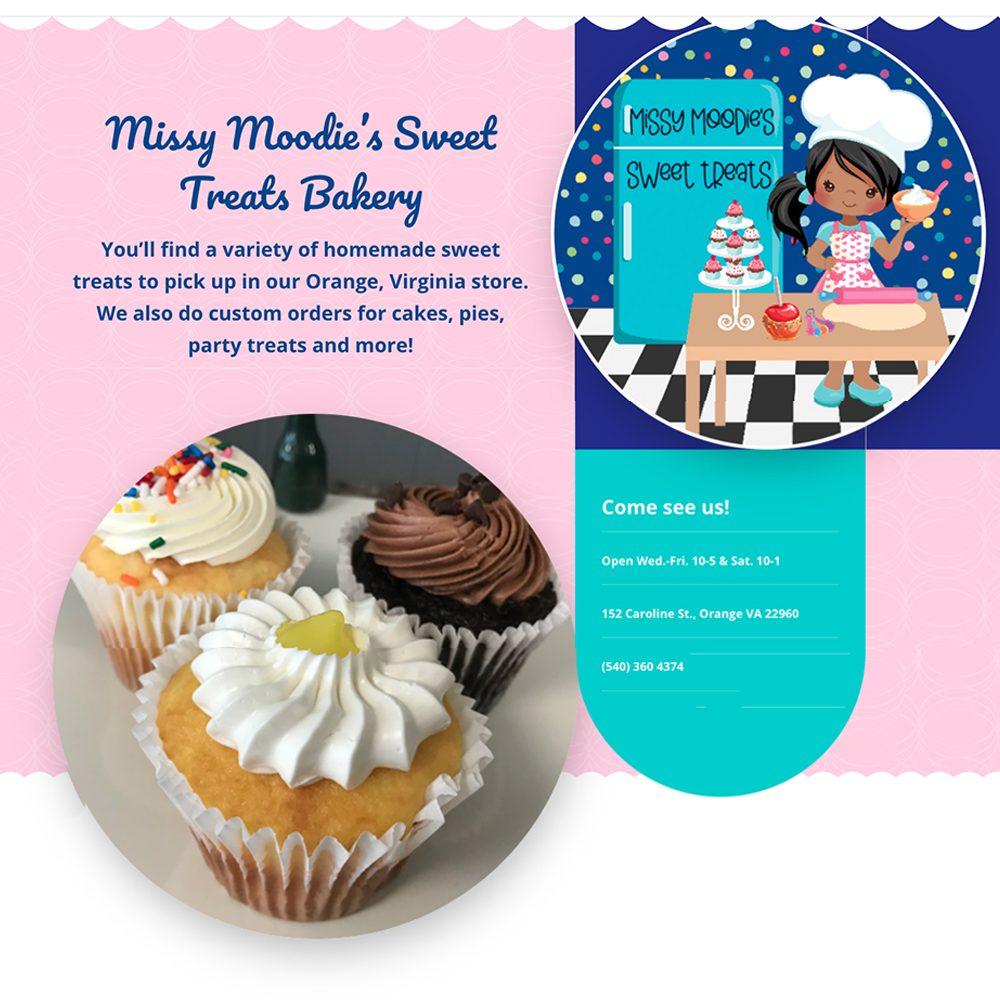 Missy Moodie's Sweet Treats